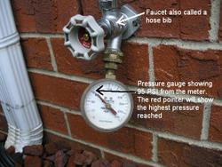 Colorado Springs Water Pressure Regulators