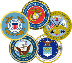 Branches of the Military-Colorado Springs Plumber