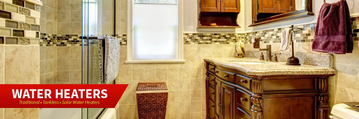 water heater installation colorado springs co
