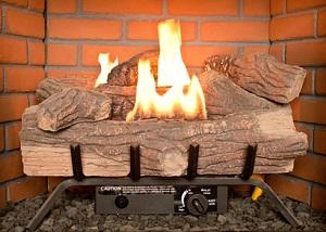 Colorado Springs Gas-Log Fireplaces | Heating Colorado Springs, CO