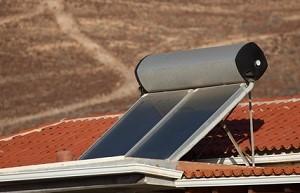 Colorado Springs Solar Water Heater Installation